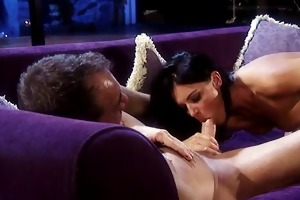 sexy evening with hawt d like to fuck is