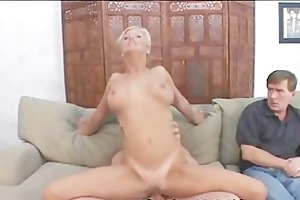 aged pair recruits bull to fuck wife