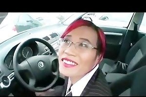 hawt german mother i lucy receives fucked