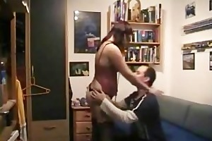 dilettante girlfriend disrobes in her bedroom