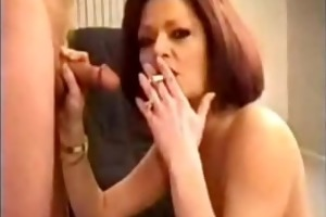 smoking hawt step-mom