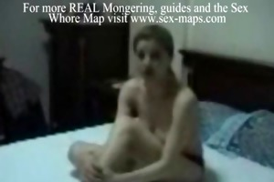 whore riding ramrod after engulfing at