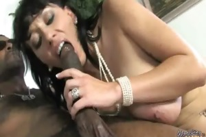d like to fuck acquires massive darksome dick in