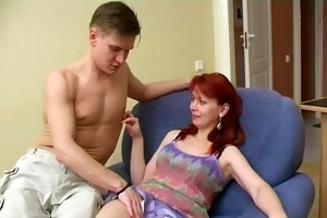 a breathtaking redheaded d like to fuck