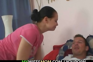 she is acquires insane when finds him fucking her