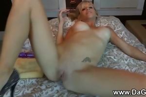 incredible snatch perfectly creampied