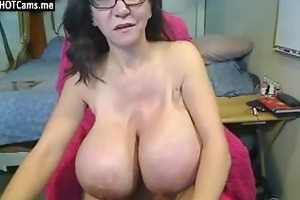 hawt older with glasses heavy mangos masturbate