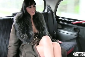 expensive escort gal receives anal drilled for 28