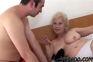 sexually excited aged vubado pair sex