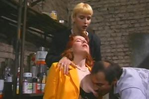 redhead non-professional mother i sucks and bonks