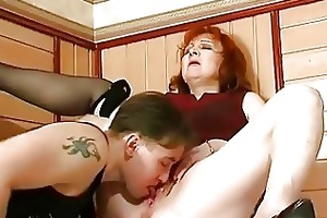 sexy aged hardfucked by slutty lad