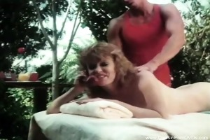 classic porn hot massage joy