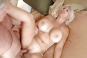 blond mother i with massive hooters acquires her