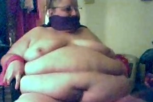 me fastened up once more hubby making me cum hard