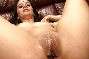 new semen load for one sexy indian wife