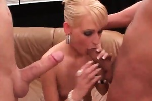 sexually excited and wicked blond aged slut with