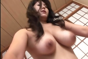 shaggy large titted japanese mamma