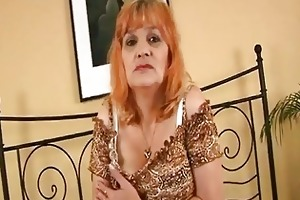 busty granny doxy drilled hard