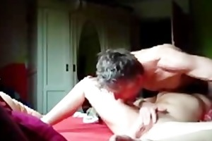6 homemade orgasms older pair
