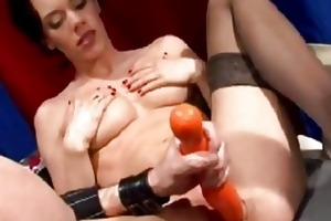 aged chicks bizarre massive dildo fucking pleasure