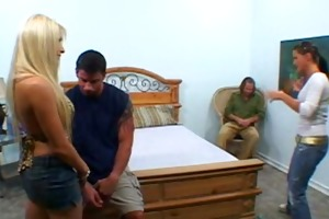 hawt wife candy manson drilled whilst her spouse