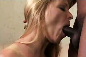 golden-haired d like to fuck receives her cookie