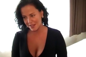 hawt non-professional milf cheating on spouse