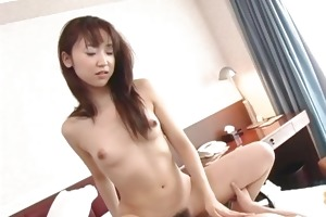 reina fujisaka acquires her curly pussy part4