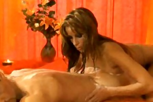 a fascinating turkish massage