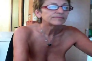 sexy granny show your cookie on cam - negrofloripa