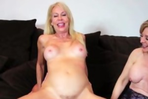 erica lauren and nina hartley share penis