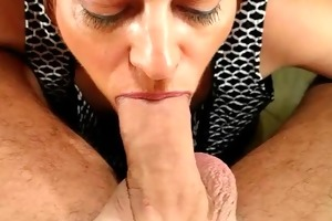 older pair pov oral sex