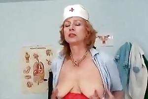large marangos redhead granny dildoyin...