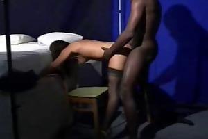 a pleasing dark brown taking a bbc