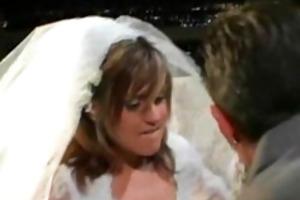 tyla wynn in a wedding suit