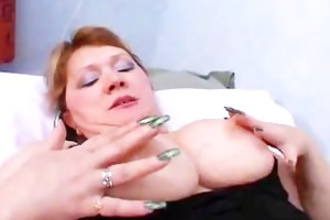 russian unattractive wench russian cumshots