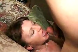 aged fuck and face ejaculation