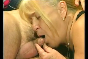 it is doesnt matter how old, blondes still fuck