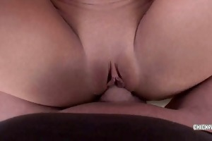 concupiscent blonde housewife jen receives screwed