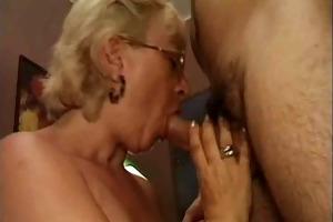 aged italian teacher and the juvenile student -