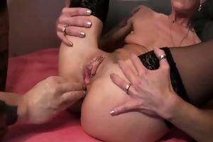 biggest anal fisting and squirting orgasms
