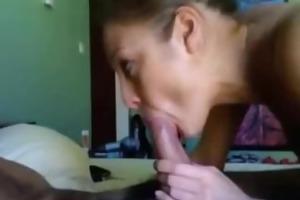 slender wife sucks schlong and acquires screwed