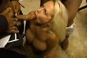 sexy dumb older is consummate for group sex