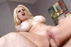 golden-haired mother i with biggest tittilations