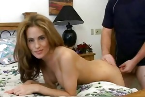 bubble arse housewife skank drilled part6