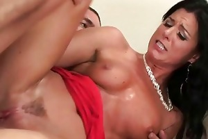 spruce d like to fuck hoe engulfing youthful